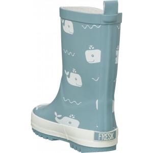 """Bottes de pluie enfant en caoutchouc """"Baleine"""" Fresk"""