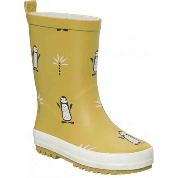 """Bottes de pluie en caoutchouc naturel """"Pingouin"""""""