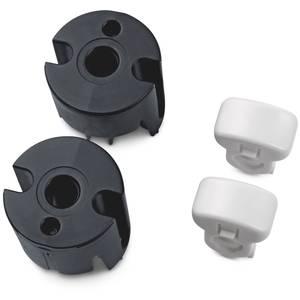 Bugaboo cameleon 3 : set de blocage de roue pivotante