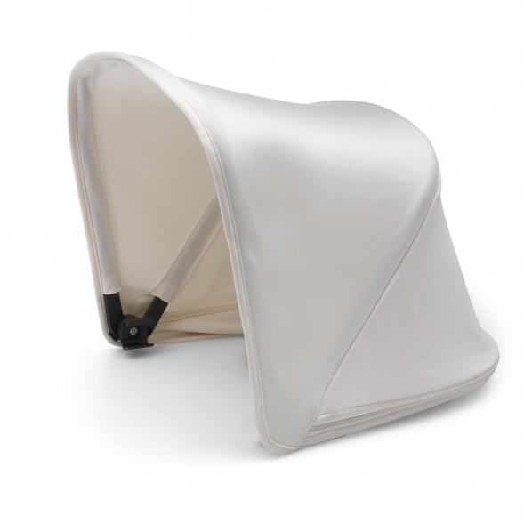 """Capote pour poussette Bugaboo Cameleon (Cameleon, Cameleon3 et Cameleon3 Plus) """"Blanc Crème"""""""