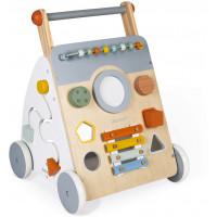 """Chariot de marche multi-activités en bois """"Sweet Cocoon"""" (1-3 ans)"""