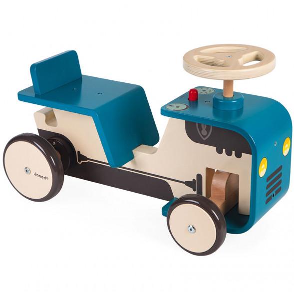 """Porteur en bois """"Tracteur"""" (1-3 ans)"""