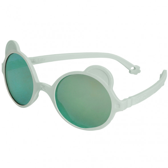 """Lunettes solaires 2-4 ans Ours'on """"Vert Amande"""""""