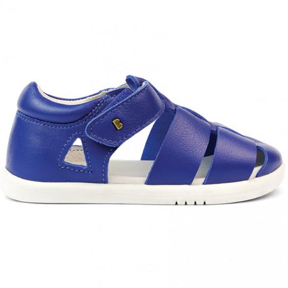 "Sandales I Walk en cuir imperméable Quickdry Tidal ""Blueberry"""