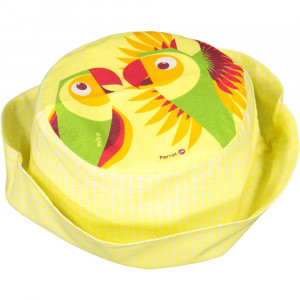 "Bob bébé enfant en coton bio ""Perruche"" Coq en Pâte"