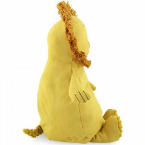 """Peluche en coton bio """"Mr Lion"""" (38 cm) Trixie Baby"""
