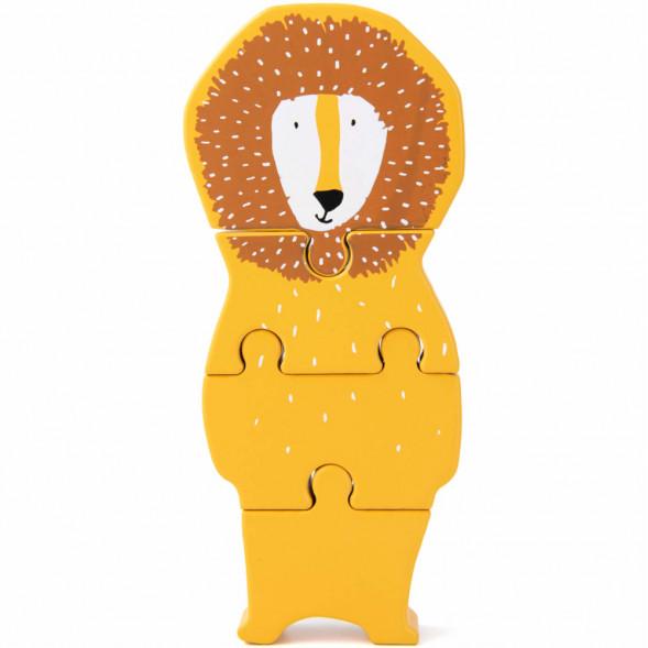 """Puzzle en bois """"Mr Lion"""" (1-3 ans)"""