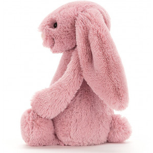 Peluche lapin Bashful tulip pink bunny - medium - Jellycat