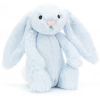 "Peluche Bashful Lapin ""Bleu"" (31 cm)"