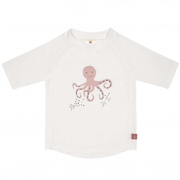 """T-shirt bébé anti-UV manches courtes """"Octopus"""""""