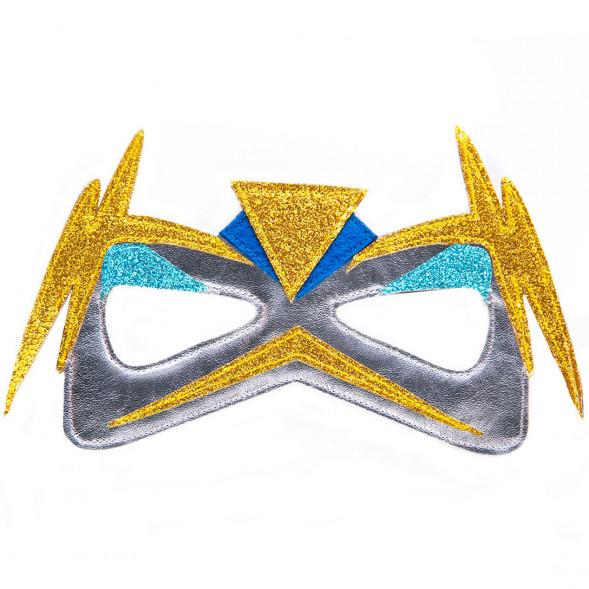 """Masque enfant de déguisement """"Superhero"""" (3-8 ans)"""