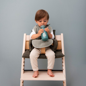 "Gourde enfant en inox (350 ml) ""Mr Hippo"" Trixie Baby"