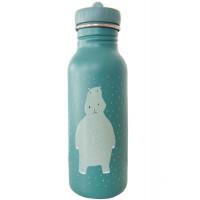 """Gourde en inox (500 ml) """"Mr Hippo"""""""
