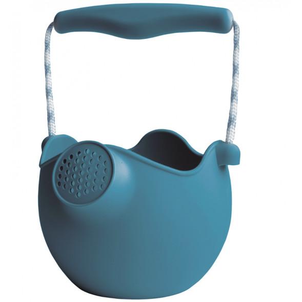 """Arrosoir de plage en silicone recyclable """"Bleu Gris"""""""
