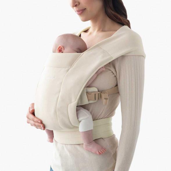 """Porte-bébé Embrace """"Crème"""""""