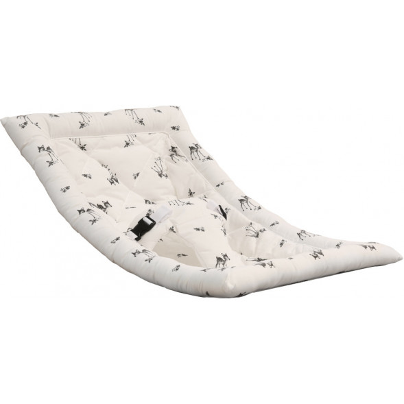 """Coussin pour transat Levo Edition Rose in April """"Fawn"""""""