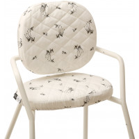 """Coussins pour Chaise Tibu Edition Rose in April """"Fawn"""""""
