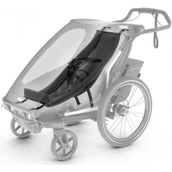 """Hamac Bébé """"Chariot Infant Sling"""" (1-10 mois) pour chariot Thule Sport, Cross, Cab &, Lite"""