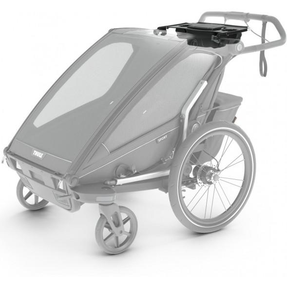 Organizer Sport 2 pour chariot double Thule (Sport 2, Cross 2, Lite 2,...)
