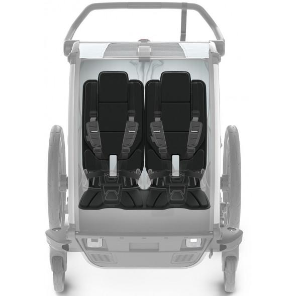 """Doublure de siège """"Padding Double"""" pour chariot Thule (Sport 2, Cross 2, Cab 2 & Lite 2)"""