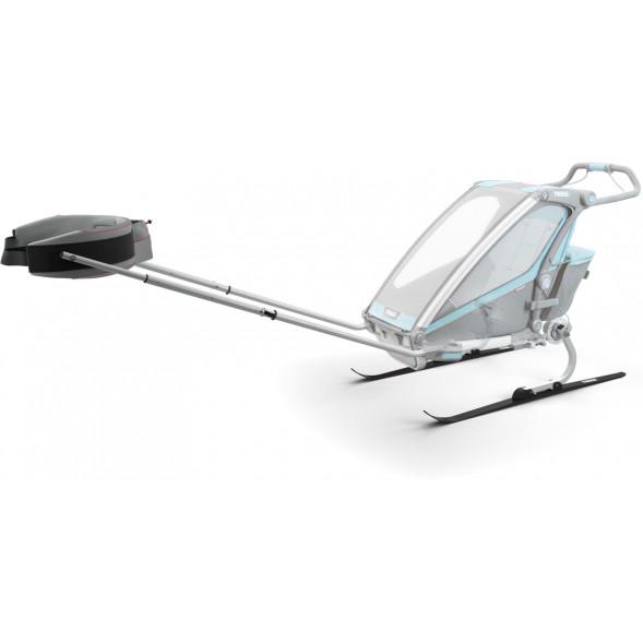 Kit Cross Country Skiing pour chariot Thule (Sport Cross, Lite, Cheetah XT & Cougar)