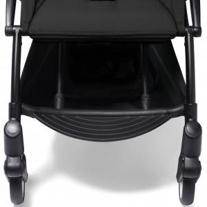 Panier textile noir pour poussette yoyo+ - babyzen -