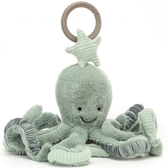 """Jouet d'activités à suspendre """"Odyssey Octopus"""" (16 cm)"""