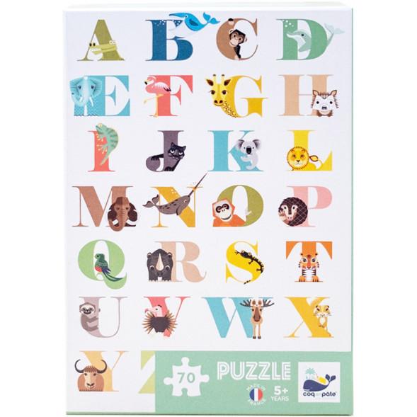 """Puzzle """"Abécédaire"""" (5 ans et +)"""