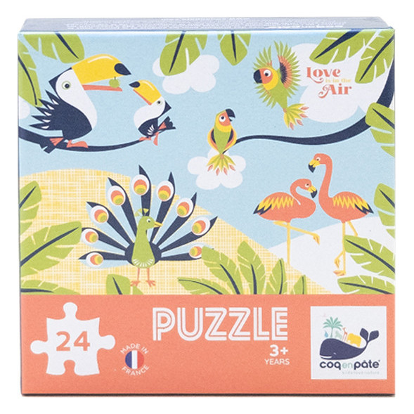 """Puzzle """"Love is in the Air"""" (3 ans et +)"""