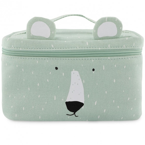 """Lunch Bag isotherme """"Mr Ours Polaire"""""""
