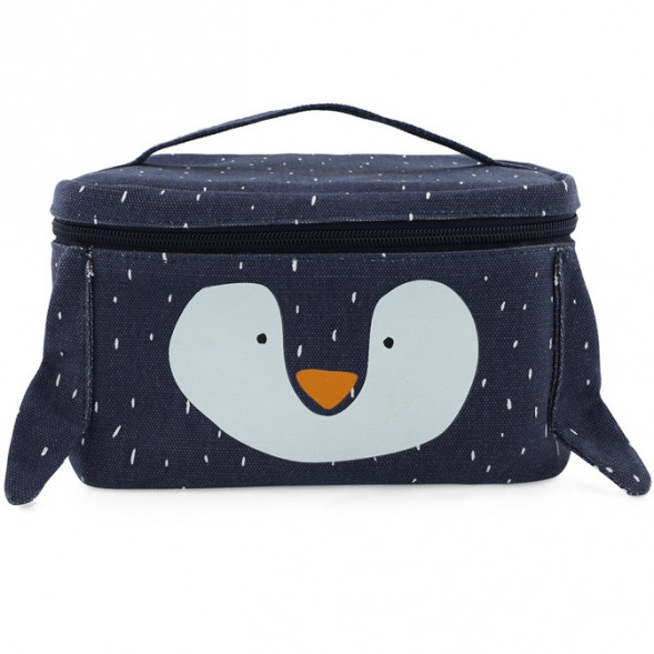 """Lunch Bag isotherme """"Mr Pingouin"""""""