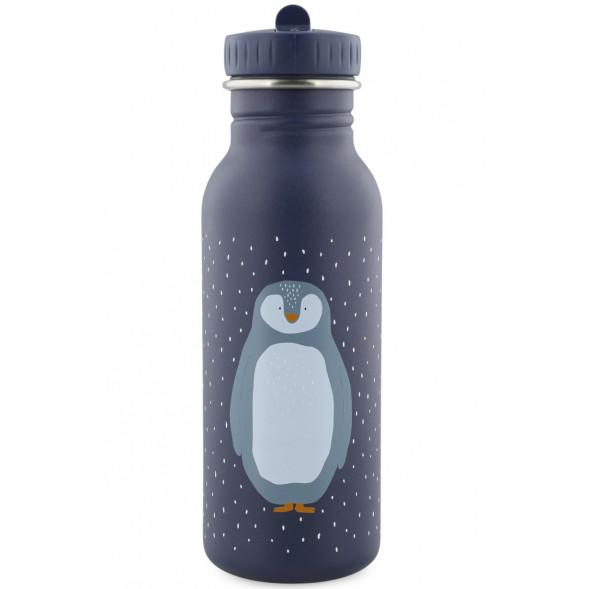 "Gourde en inox (500 ml) ""Mr Pingouin"""