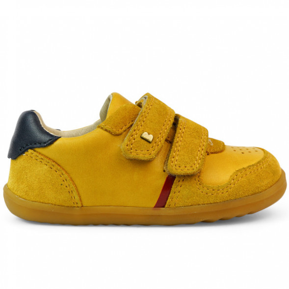 """Chaussures en cuir Step Up """"Rilay Chartreuse"""""""