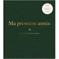 """Album photo de naissance """"Ma première année Collection Luxe ABC"""""""
