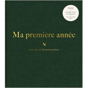 """Album photo de naissance """"Ma première année Collection Luxe"""""""