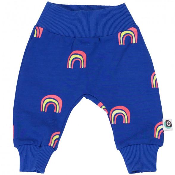"Pantalon bébé en coton bio Iggy ""Rainbow"""