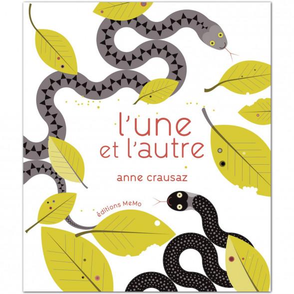 """Livre """"L'une et l'autre"""" d'Anne Crausaz (3-7 ans)"""