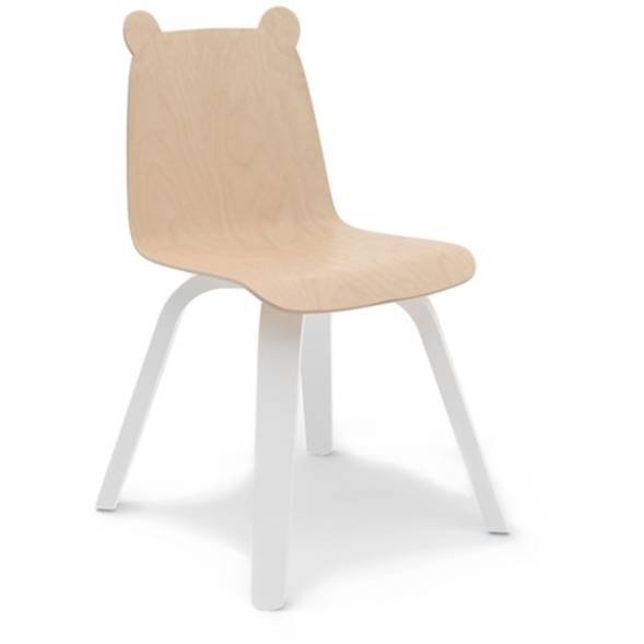 Chaise Play Ours (lot de 2) - Bouleau - Oeuf NYC