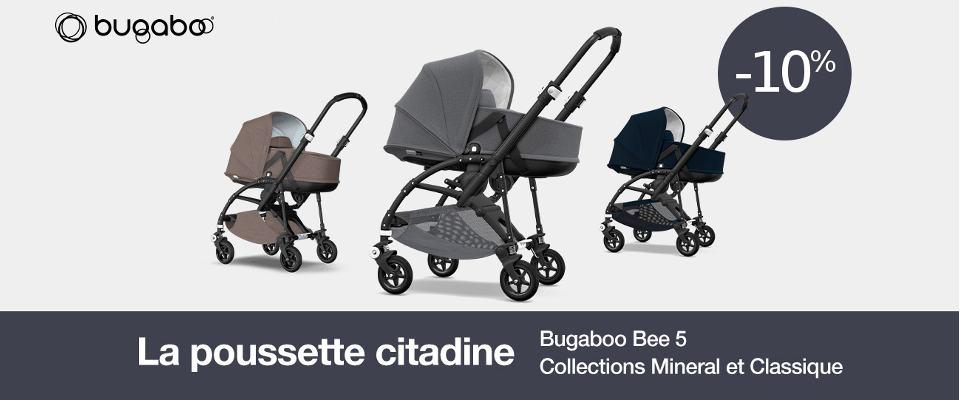 Bugaboo Bee5 Promo