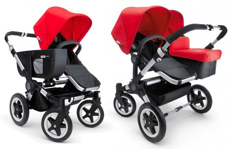 kit extension bugaboo donkey mono duo